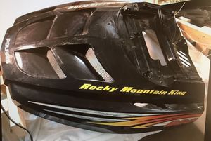 Polaris RMK 800 Snowmobile Hood Rocky Mountain King for Sale in Snohomish, WA