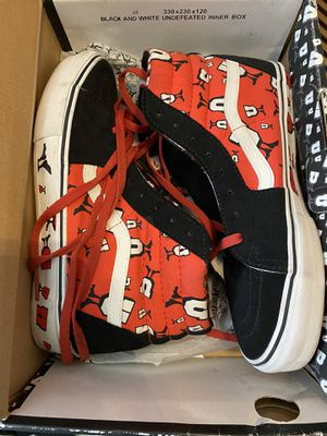 Undfdt vans BULLS size 9.5 for Sale in Oxnard, CA