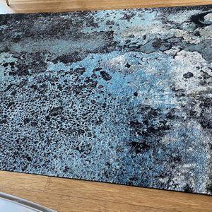 """safavieh area rug, glacier, 5'3"""" x 7'6"""" for Sale in Chicago, IL"""