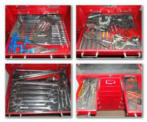 Snap On Toolbox Lot 3 Boxes Full for Sale in Seabrook, MD