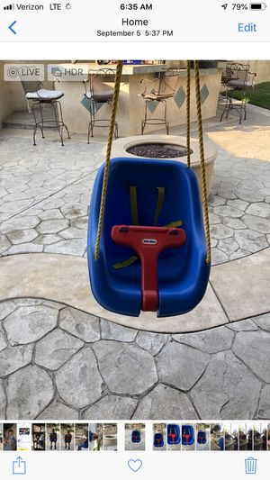 Little Tikes swing for Sale in Fontana, CA