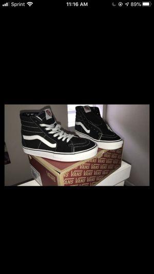 Vans Sk8 HI shoe for Sale in Joint Base Lewis-McChord, WA