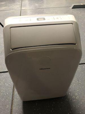 Hisense portable ac for Sale in Modesto, CA