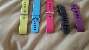 Charge 2 wristbands sm/med for Sale in Lodi, CA