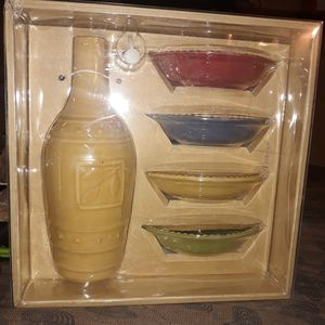 5pc. Dipping set brand new in box for Sale in Mesa, AZ