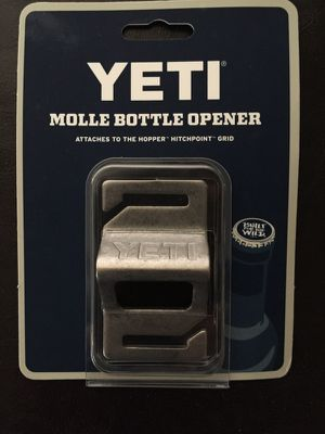 YETI MOLLE Bottle Opener for Sale in Tampa, FL