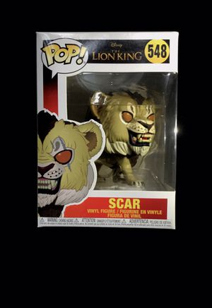 The lion king scar pop for Sale in South Gate, CA