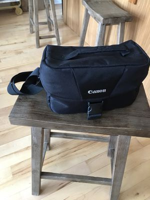 Canon Camera Bag - Over the Shoulder for Sale in Denver, CO