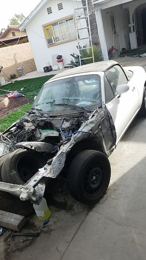 1991 mazda miata rolling shell / part out for Sale in Phillips Ranch, CA