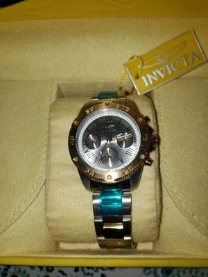 INVICTA WILDFLOWER LADY 38MM STAINLESS STEEL SILVER - MODEL 21733 for Sale in San Jose, CA