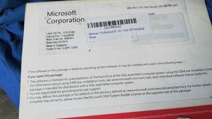 Windows professional 7 for Sale in E RNCHO DMNGZ, CA