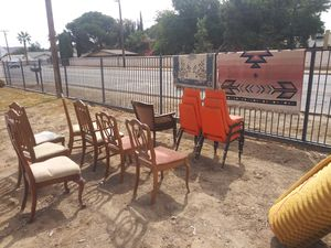 Chairs for Sale in Riverside, CA