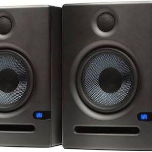 PreSonus Eris E5 High Definition Active Studio Monitors for Sale in Houston, TX
