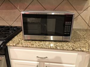 Panasonic microwave. Purchased for $150 for Sale in Austin, TX