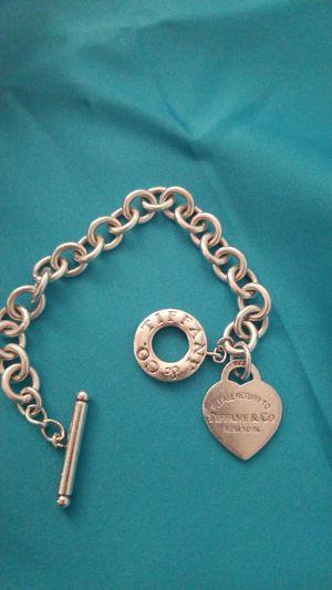Tiffany bracelet for Sale in Hilmar, CA