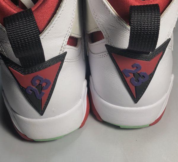 80e5d7ddadbb AIR Jordan Retro 7 Hare Size. 9 for Sale in Perth Amboy