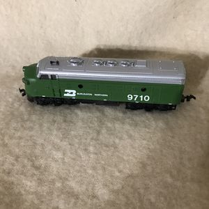 Bachmann HO Scale Burlington Northern 9710 Engine Locomotive for Sale in Anchorage, AK