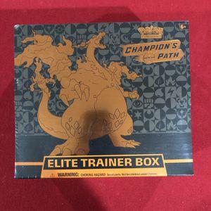 Pokemon Champions Path Elite Trainer Box for Sale in Las Vegas, NV