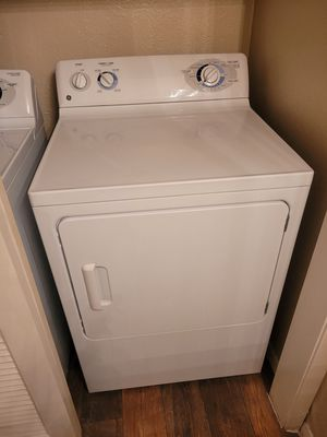 GE Washer & Dryer for Sale in Dallas, TX