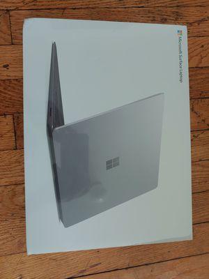 "Surface Laptop 3 - 13.5"", Platinum (Alcantara®), Intel Core i5, 8GB, 256GB for Sale in Albany, NY"