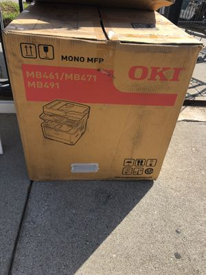 FREE FREE Oki Office printer for Sale in Hawaiian Gardens, CA