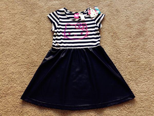 Brand new Hello Kitty toddler dress 4/5