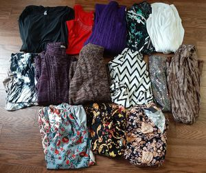 Women's size L clothes lot for Sale in Puyallup, WA