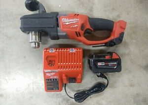 "Milwaukee M18 18V FUEL HOLE HAWG 1/2"" Right Angle Drill W Battery for Sale in Manchester, NH"