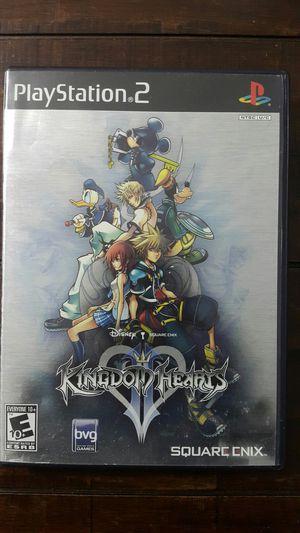 KINGDOM HEARTS FOR PS2 (#2) for Sale in Miami Gardens, FL