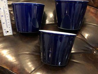 Ceramic Pots ($5 Each OR $13 For 3) for Sale in Las Vegas,  NV