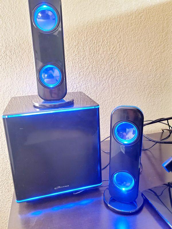 ILIVE BLUETOOTH SUB/SPEAKER