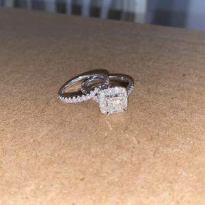 Neil Lane Bridal Set Size 7.5 for Sale in Manassas, VA