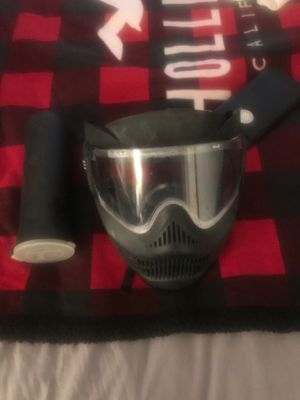 V - force paintball mask and canister for Sale in Moreno Valley, CA