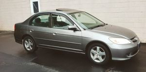 everything works!#^2OO5 Honda Civic EX for Sale in Annapolis, MD