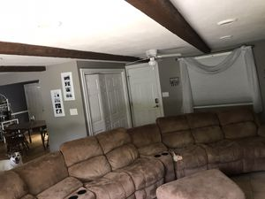 Free sectional couch for Sale in Grafton, MA