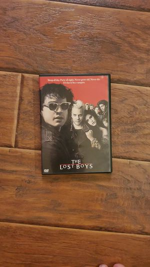 DVD - The Lost Boys for Sale in San Clemente, CA