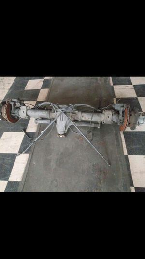 Freightliner Dodge Mercedes sprinter 2002-2006 transmissions engine parts head block shafts rear axle make offers for what you need diesel 2.7 5 cyl for Sale in Sumner, WA