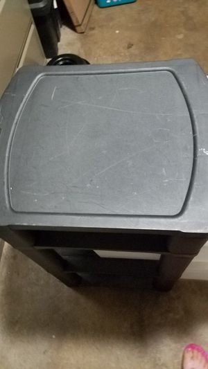 plastic drawers for Sale in Dallas, TX