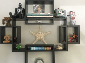 Shelf with multiple display boxes for Sale in Fort Lauderdale,  FL