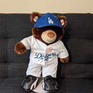 LA Dodgers Build-A-Bear for Sale in Los Angeles, CA