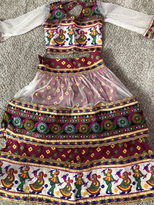 Traditional chaniya choli for Sale in Piscataway, NJ