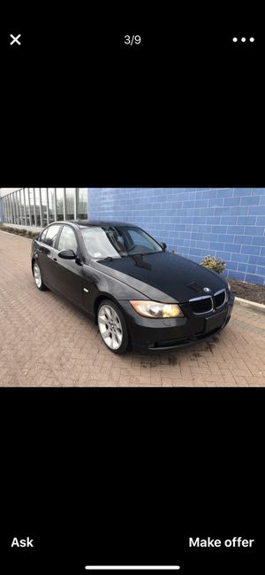 2007 BMW 3 Series for Sale in Shelton, CT