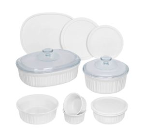 Corningware French-white cookware. for Sale in Phoenix, AZ
