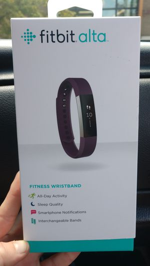Fitbit Alta for Sale in Apple Valley, MN