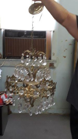 Antique chandelier $90 for Sale in Mercedes, TX