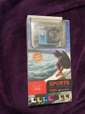 1080p Sports Cam for Sale in Milpitas, CA