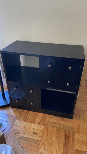 Black shelf/storage for Sale in San Ramon, CA