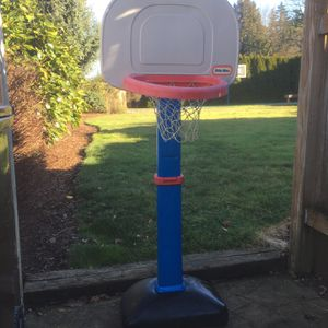 Basketball hoop for kids for Sale in Portland, OR