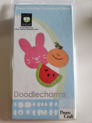 """Cricut """"Doodlecharms"""" Cutter for Sale in INVER GROVE, MN"""