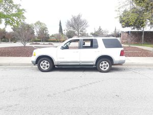 Ford Explorer XLT 4 x 4 for Sale in San Jose, CA